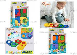 Развивающая игра «Детское домино» Тигрес, 39357
