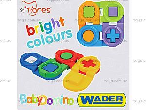 Развивающая игра «Детское домино» Тигрес, 39357, отзывы