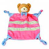 Игрушка платочек «Медведик большой», 86465, отзывы
