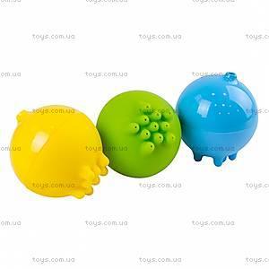 Игрушка плюи для игры в ванной, желтый, 43020, игрушки