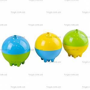 Игрушка плюи для игры в ванной, желтый, 43020, детские игрушки