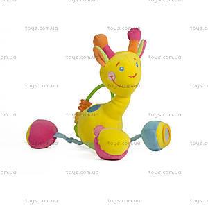 Игрушка-подвеска «Жираф Додо», ZHSM0\M, отзывы