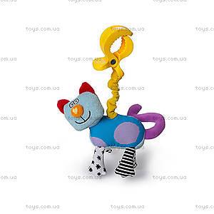 Игрушка-подвеска на прищепке «Дрожащий котик», 11745, купить