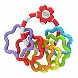 Игрушка - погремушка Кольца «Chicco», 05954.00, toys