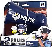 """Игрушка """"Полицейский мегафон"""", HSY-089, купить"""