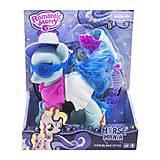"""Игрушка """"Пони Модница"""" голубой, 88480, купить игрушку"""