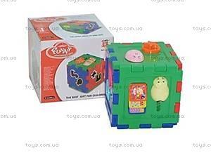 Развивающая игрушка «Куб», U826