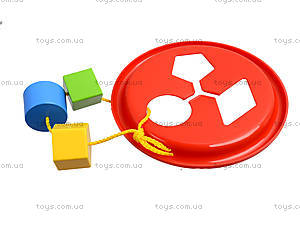 Развивающая игрушка «Логическое кольцо», 39165, фото