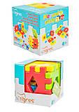 Игрушка развивающая «Волшебный куб», 39376, отзывы