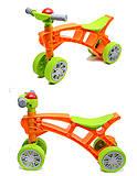 Игрушка-каталка «Ролоцикл», 3824, фото