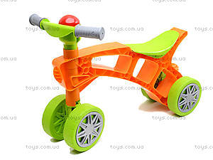 Игрушка-каталка «Ролоцикл», 3824, игрушки