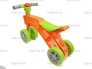 Игрушка-каталка «Ролоцикл», 3824, магазин игрушек