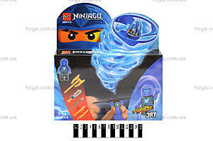 Игрушка с запуском «Ниндзя», 98071-1-6