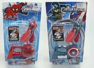 Игрушка с запуском «Супер Герои», 88796A797B, отзывы
