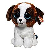 Игрушка «Щенок Duke» серии Beanie Boo's, 37012, отзывы