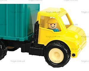 Игрушечный мусоровоз серии «Первые машинки», BT2452Z, отзывы