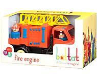 Пожарная машина серии «Первые машинки», BT2451Z, отзывы