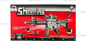 Игрушка штурмовая винтовка, R399