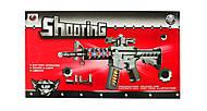 Игрушка штурмовая винтовка, R399, отзывы