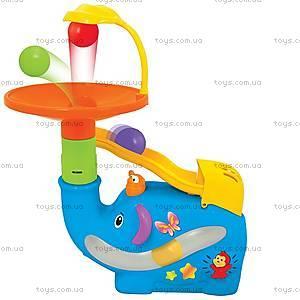 Музыкальная игрушка «Слон-жонглер», 049460