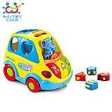 Игрушка-сортер Huile Toys «Умный автобус», 896, отзывы