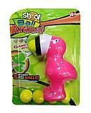Игрушка «Стреляющий фламинго», 3016А, toys.com.ua
