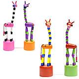 Игрушка-сувенир «Жирафы», CN235, купить игрушку