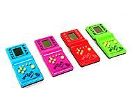 Игрушка Тетрис Країна Іграшок, 4 цвета, KI-9999, toys