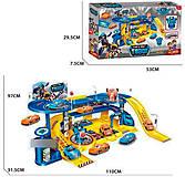 Игрушка ТОБОТ - гараж, 8612