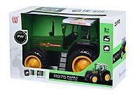 Игрушка Трактор фермера (R975Ut), R975Ut, фото