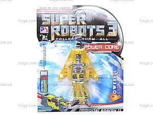 Игрушка «Трансформер», 6 видов, 99-7B, магазин игрушек