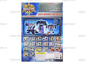 Игрушка-трансформер для детей, 6687A-C, фото