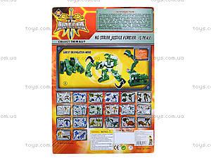 Игрушка-трансформер для детей, 6687A-C, игрушки