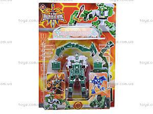 Игрушка-трансформер для детей, 6687A-C, детские игрушки