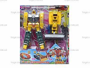 Игрушка-трансформер, для детей, 306-6A, купить