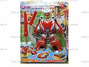 Игрушка-трансформер, для детей, 306-6A, фото