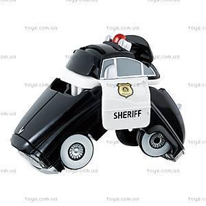 Игрушка-трансформер Шериф серии «Тачки», 84544, отзывы