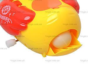 Заводная игрушка «Утенок-несушка», 2998, отзывы