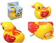 Заводная игрушка «Уточка-несушка», 2998, купити