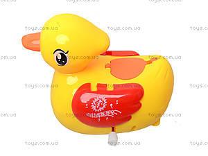 Заводная игрушка «Утенок-несушка», 2998, игрушки