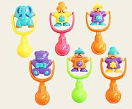 Игрушка в ручку 6 видов, 4305-8, детские игрушки