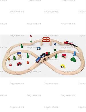 Детская игрушечная «Железная дорога», 56304