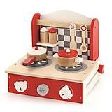 Игрушка Viga Toys «Мини-кухня», 50232VG, купить