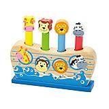 Игрушка Viga Toys «Веселый ковчег», 50041