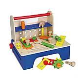 Игрушка Viga Toys «Ящик с инструментами», 59869