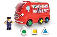 Игрушка WOW TOYS «Автобус Лео», 10720, купить