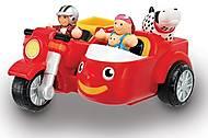 Игрушка WOW TOYS «Мотоцикл», 01022