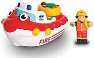 Игрушка WOW TOYS «Пожарный катер Феликс», 01017