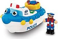 Игрушка WOW TOYS «Полицейская лодка», 10347, купить