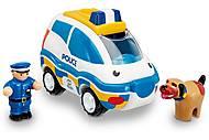 Игрушка WOW TOYS «Полицейское преследование», 04050